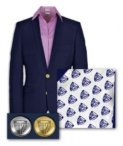University Shield Blazer