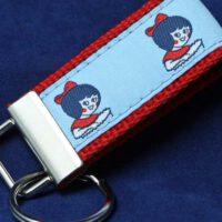 UTZ Girl Key Fob