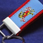 Charm City Crab Key Fob