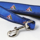 Maryland Skipjack Dog Leash Close-up