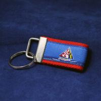 Maryland Skipjack Key Fob